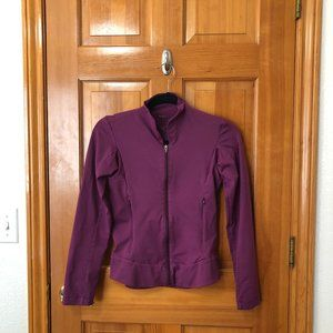 Patagonia Magenta Full Zip Up Jacket Sz S